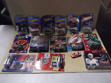 1:64 Scale Die Cast Car Lot Hot Wheels,Racing Champions,Winners Circle & Cards