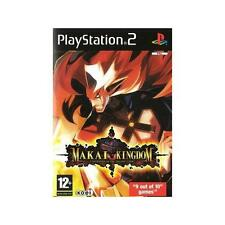 Makai Kingdom Sony PlayStation 2 PAL España precintado