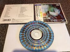 Japan CD SWING OUT SISTER Kaleidoscope World 1989 Fontana PPD-1009
