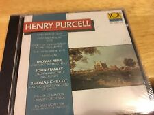 (CD)  HENRY PURCELL  City of Lundon Chamber Orchestra  Thomas MCINTOSH (SEALED)