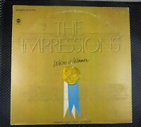 The Impressions – We're A Winner (ABC Records – ABCS-635) Curtis Mayfield
