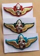 Thai student Inspector badge pin