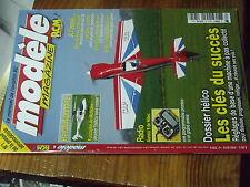 5µ?§ Revue Modele Magazine n°705  Plan encart Scyou 2 / Xap 232 F-86 Sabre