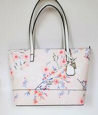 GUESS Clarke Large Tote Floral Multi Design Shoulder Bag FF722522
