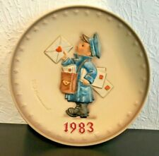Hummel Plate, 13th Annual Collector Plate, 1983, #276 (Tmk-6) Retail $200