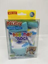 Nuby teether Socks