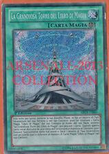 YU GI OH - LA GRANDIOSA TORRE DEL LIBRO DI MAGIA - ABYR-IT060 - USATA