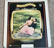 Brigadoon - CED SelectaVision VideoDisc