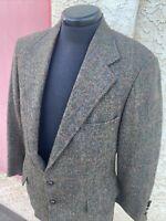 Polo Ralph Lauren Men's Tan Brown Wool Tweed Sport Coat 2-Button Size 42R USA