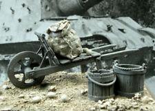 1/35 Scale Wheelbarrow Brouette (7 resin part kit)