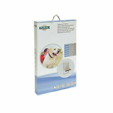 PetSafe Staywell Dog Door With Aluminium Frame Extra Large 64 X 36 Cm - White