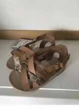 18155117eed8 BNWT Girls Zara Sandals shoes summer slippers - Infant Size 18