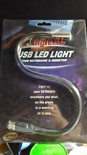 Lumière USB à LED pour clavier ordinateur portable o de bureau table