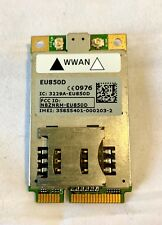 1 x NOVATEL EU850D 7.2 MBPS PCI EXPRESS MINI CARD EMBEDDED MODULE WITH SIM SLOT
