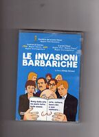 """PREMIO OSCAR """"LE INVASIONI BARBARICHE"""" FILM DVD ORIG NUOVO SIGILLATO!"""