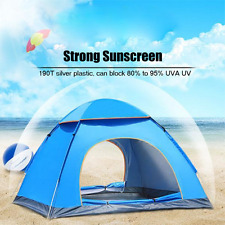 Beach Camping Instant Tent Portable Folding UV Protective