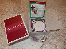 American Girl Everyday Accessories Nrfb Watch Handkerchief Barrette New Ruthie