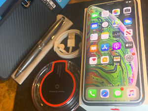 Apple iPhone XS MAX (64gb) Verizon Global Unlocked (A1921) MiNT {iOS13}93% LooK!