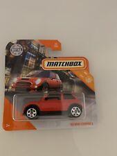 Matchbox 2020 '03 Mini Cooper S