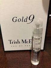 Trish McEvoy Gold 9 Eau de Parfum EDP Perfume Sample spray New Authentic