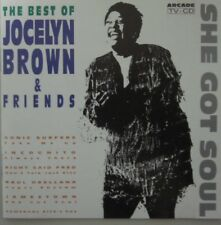 JOCELYN BROWN & FRIENDS - THE BEST OF -  CD