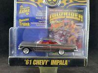 REVELL Lowrider Magazine '61 CHEVY IMPALA Silver Brand New Super Rare 1:64 Mint