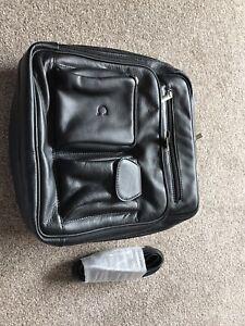 Chevirex Leather Bag Black