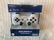 Sony PS3 PlayStation 3 Wireless Dualshock 3 Controller White