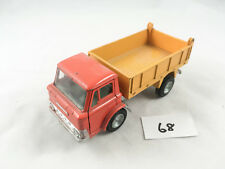 VINTAGE DINKY # 438 FORD D800 TIPPER DUMP TRUCK LORRY DIECAST 1970S EXCELLENT