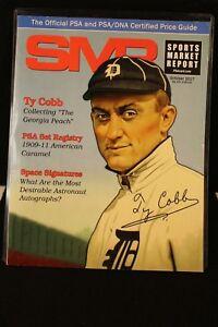 PSA SMR Sports Market Report Oct 2017 Ty Cobb Vol.#279 Tigers