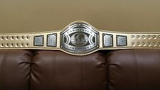 NEW ON SALE ! Undispute Championship Belt Avenger Model Gold Strap Hand Crafted