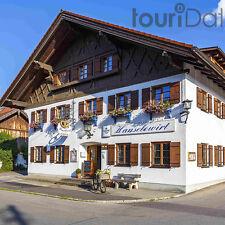 3 Tage Kurzurlaub in Schwangau im Allgäu im Hotel Hanselewirt mit Frühstück