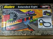 Hot Wheels Sizzlers Extended 8 Fat Track