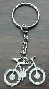 Bicycle Key Ring Bike Cycle Keyring Cyclist Gift Souvenir