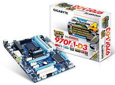 Gigabyte 970a-d3 REV 3.0 SOCKET AM3 + scheda madre usb3 sata3 CrossFireX DUAL UEFI