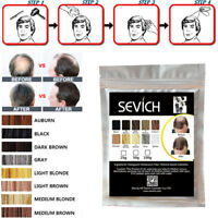 100g SEVICH Hair Fiber Building Thinning Hair Loss Dye Styling Keratin Powder