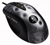 Logitech MX 518 (2005) unbenutzt. unused bulk -NEU NEW-