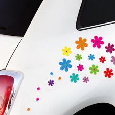 """Wandkings Auto Sticker  """"Blumen Design 3""""  2x A4 Set Aufkleber Deko für Auto!"""