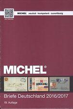 Michel Briefe Deutschand 2016/2017 NEU Hardcover!