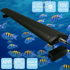 "KINGTORY LED aquarium lights for Marine Fish Tank Ocean Blue 17 3/4"" - 21 5/8"""