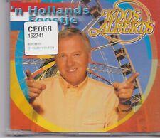 Koos Alberts-N Hollands Feestje cd maxi single