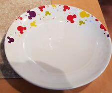 MICKEY COLOR ASIETTE PETIT MODELE / Couleur Small Plate Disneyland Paris