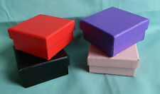 20 x Rigid Gift or Favour Boxes