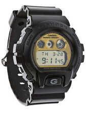 Casio DW6900PL-1 Free Shipping Men's Black Resin Band Alarm Chronograph G Shock