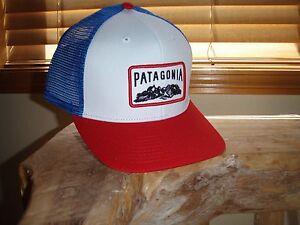 Patagonia Climb A Mountain Trucker Hat