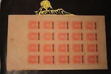 34 HAWAII SCOTT #11SA UNUSED 1868 KINGDOM OF HAWAII KAMEHAMEHA III
