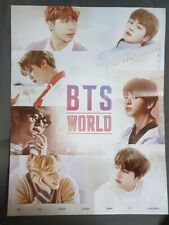 BTS - BTS WORLD OST OFFICIAL POSTER