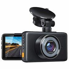 New listing Apeman Dash Cam 1080P Fhd Dvr Car Driving Recorder 3 Inch Lcd Screen 170° Wide