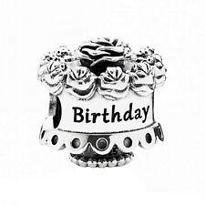 Genuine Pandora Birthday Cake Charm 791289