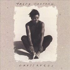 Crossroads by Tracy Chapman (CD, Sep-1989, Elektra (Label))